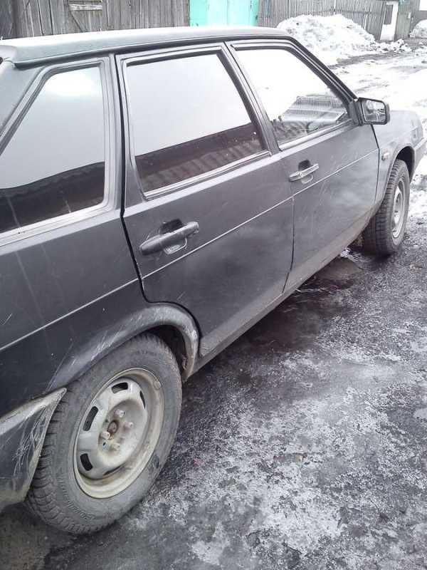 Лада 2109, 1995 год, 37 000 руб.