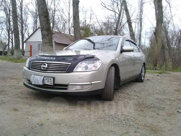 Nissan Teana, 2007 год, 450 000 руб.