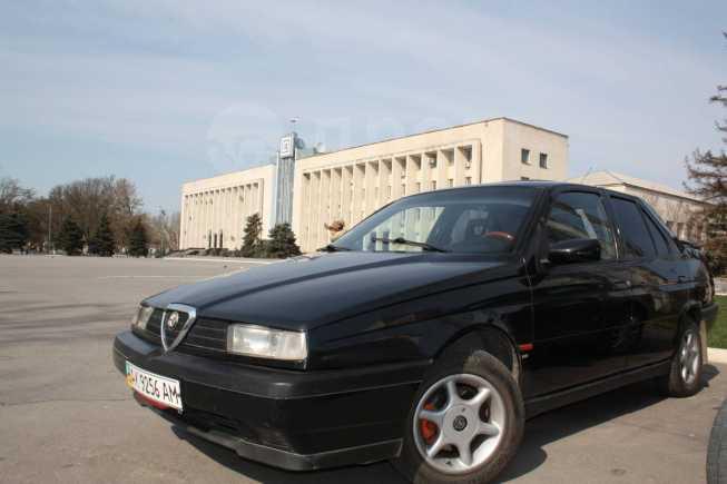 Alfa Romeo 155, 1993 год, 200 000 руб.