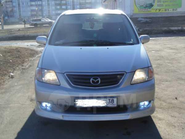 Mazda MPV, 2001 год, 200 000 руб.
