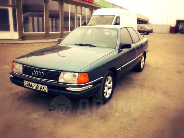 Audi 100, 1987 год, 150 000 руб.