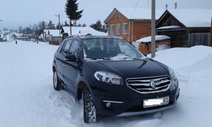 Renault Koleos, 2013 год, 1 100 000 руб.