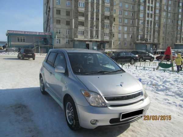 Toyota ist, 2003 год, 380 000 руб.