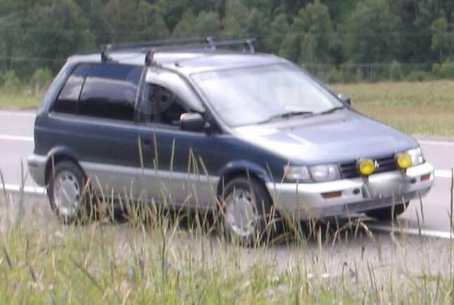 Mitsubishi RVR, 1992 год, 80 000 руб.