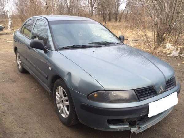 Mitsubishi Carisma, 2003 год, 150 000 руб.