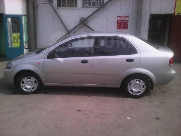 Chevrolet Aveo, 2005 год, 240 000 руб.