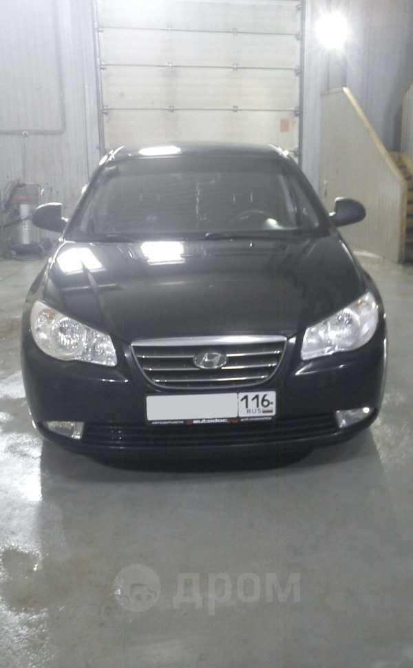 Hyundai Elantra, 2007 год, 340 000 руб.