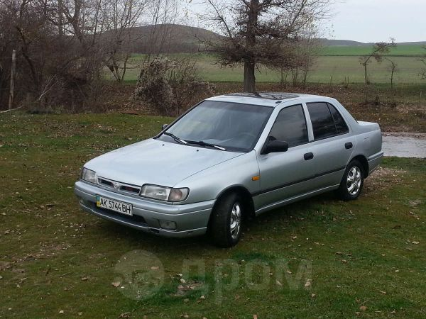 Nissan Sunny, 1992 год, 150 000 руб.