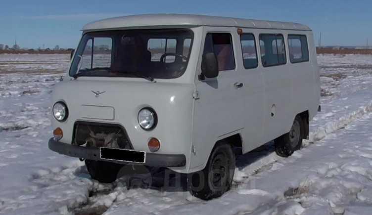 УАЗ Буханка, 1997 год, 160 000 руб.