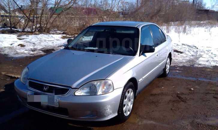 Honda Civic, 1999 год, 175 000 руб.