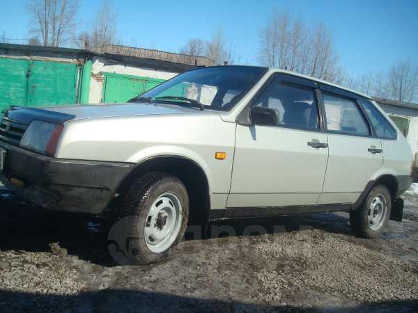 Лада 2109, 2004 год, 125 000 руб.