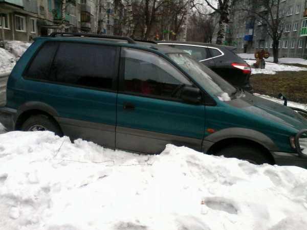 Mitsubishi RVR, 1997 год, 100 000 руб.