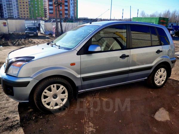 Ford Fusion, 2008 год, 278 000 руб.