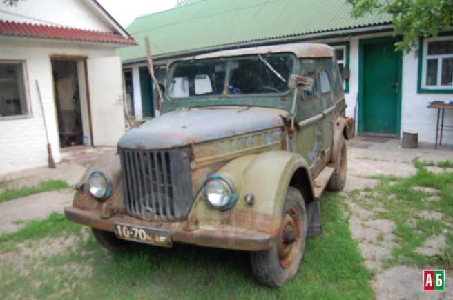 ГАЗ 69, 1965 год, 125 000 руб.