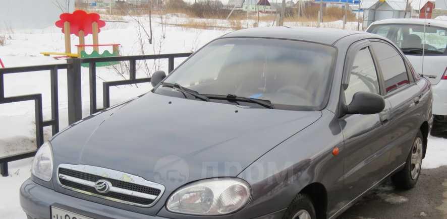 ЗАЗ Шанс, 2009 год, 180 000 руб.