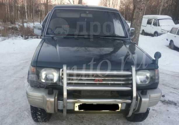Mitsubishi Pajero, 1993 год, 155 000 руб.