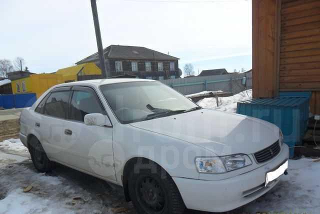 Toyota Sprinter, 1999 год, 185 000 руб.