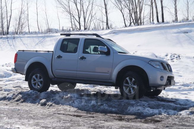 Nissan Navara, 2011 год, 1 100 000 руб.
