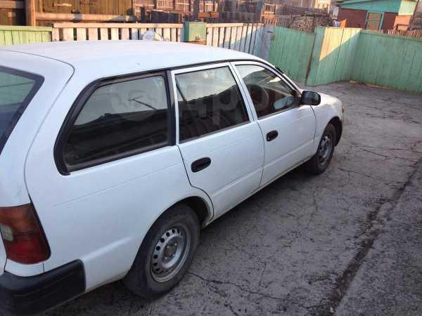 Toyota Corolla, 2001 год, 75 000 руб.