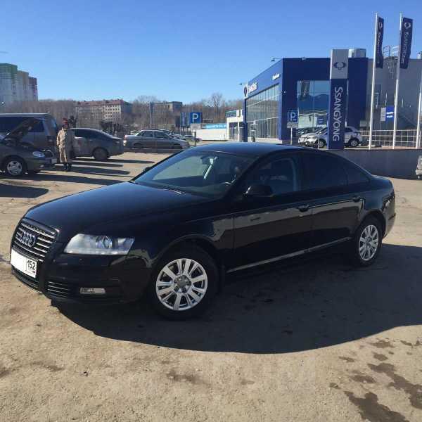 Audi A6, 2009 год, 930 000 руб.