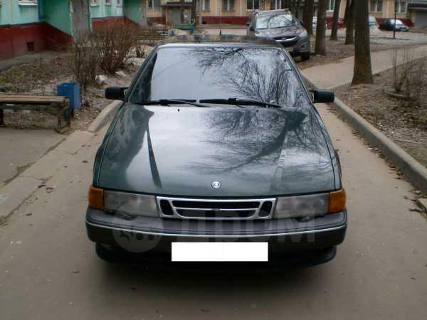 Saab 9000, 1992 год, 180 000 руб.