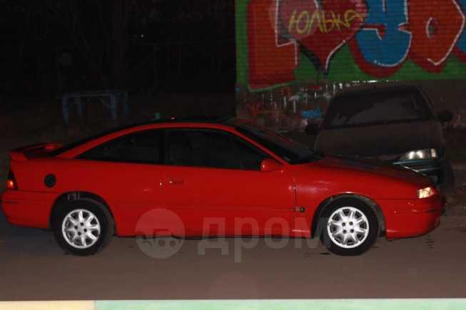 Opel Calibra, 1991 год, 80 000 руб.