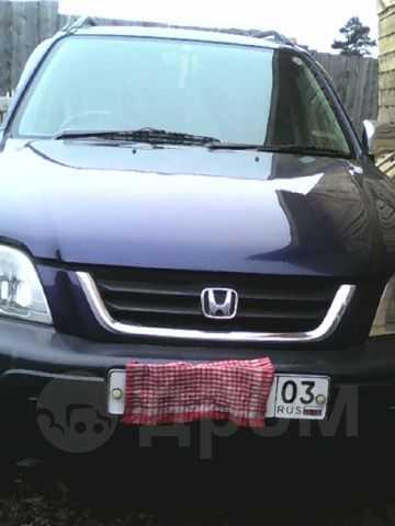 Honda CR-V, 1996 год, 279 000 руб.