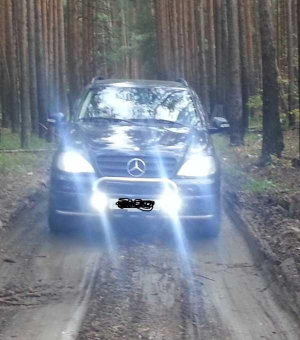 Mercedes-Benz M-Class, 1999 год, 500 000 руб.