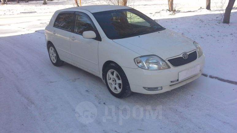 Toyota Corolla Runx, 2001 год, 290 000 руб.