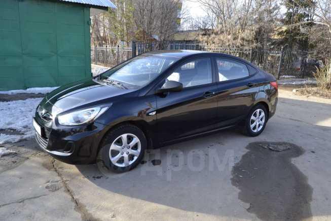 Hyundai Solaris, 2012 год, 457 000 руб.