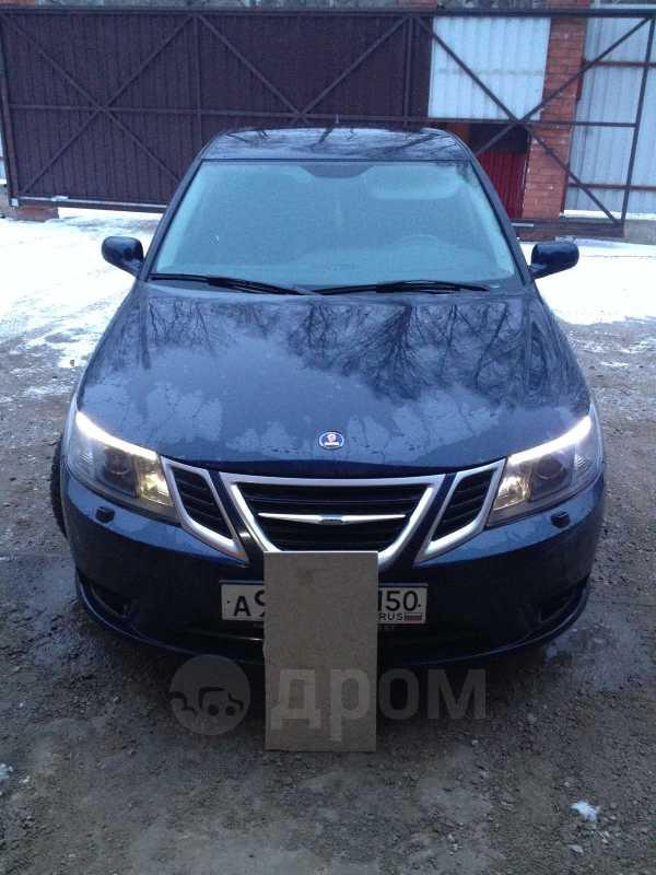 Saab 9-3, 2008 год, 575 000 руб.