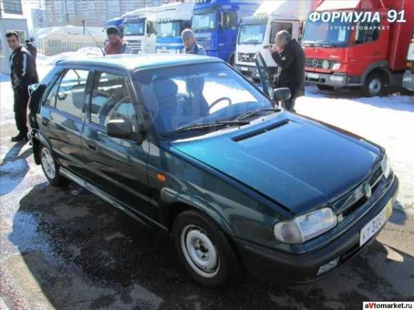 Skoda Felicia, 1997 год, 50 000 руб.