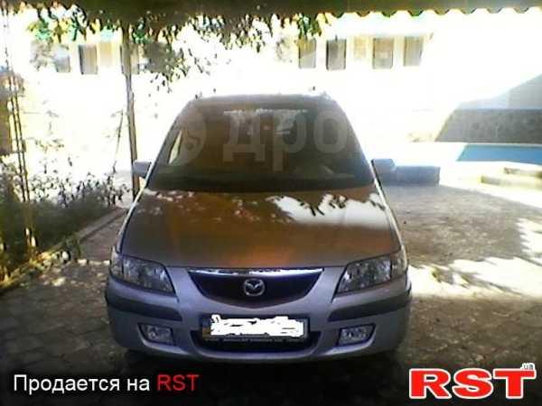 Mazda Premacy, 2001 год, 350 000 руб.