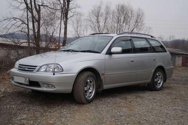 Toyota Caldina, 2002 год, 300 000 руб.
