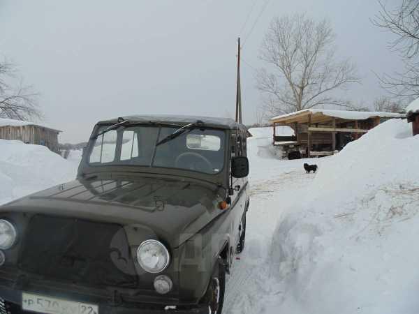 УАЗ 469, 1986 год, 120 000 руб.