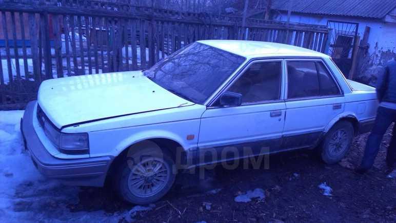 Nissan Bluebird, 1988 год, 35 000 руб.