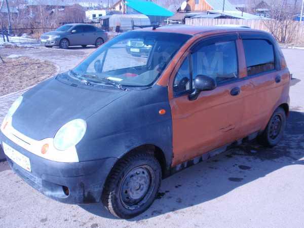 Daewoo Matiz, 2002 год, 58 000 руб.