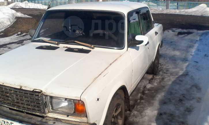 Лада 2107, 1997 год, 30 000 руб.