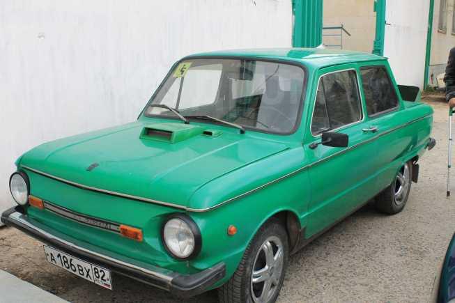 ЗАЗ Запорожец, 1984 год, 15 000 руб.