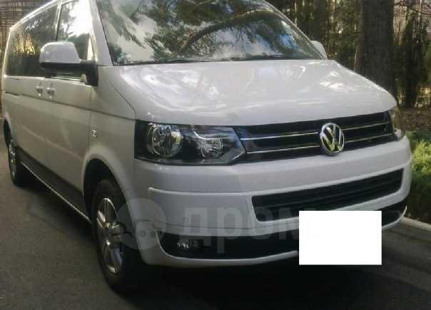 Volkswagen Caravelle, 2012 год, 1 100 000 руб.