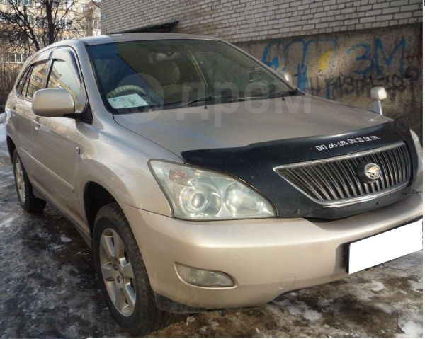 Toyota Harrier, 2003 год, 650 000 руб.