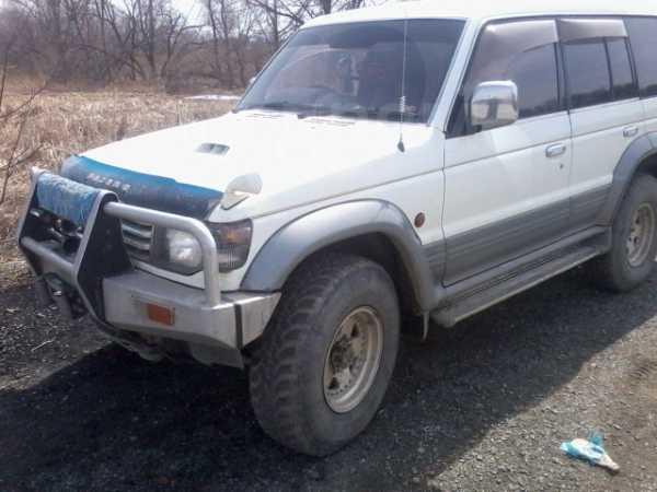 Mitsubishi Pajero, 1994 год, 425 000 руб.