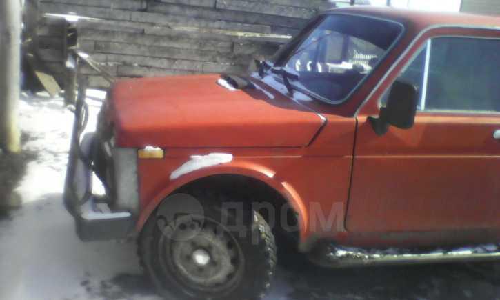 Лада 4x4 2121 Нива, 1980 год, 40 000 руб.