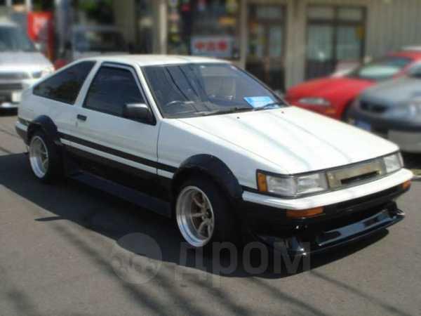 Toyota Corolla Levin, 1985 год, 55 000 руб.