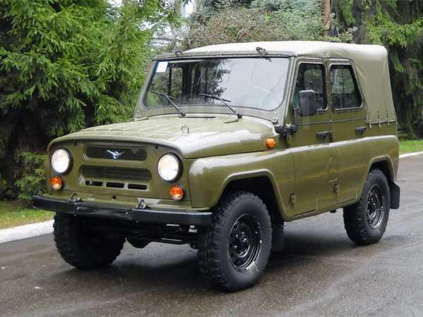 УАЗ 3151, 1990 год, 100 000 руб.