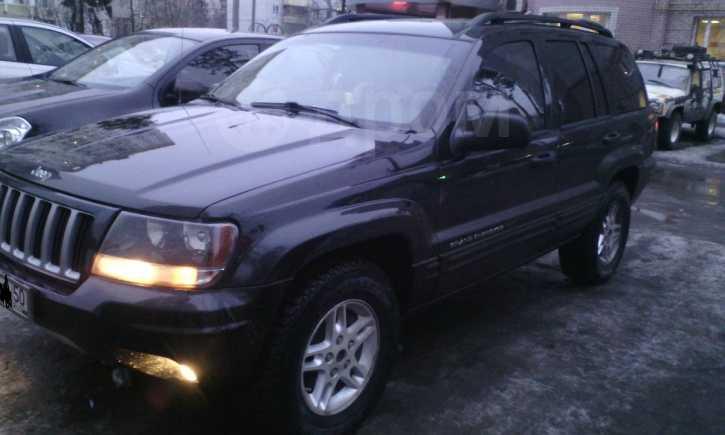 Jeep Grand Cherokee, 2003 год, 590 000 руб.