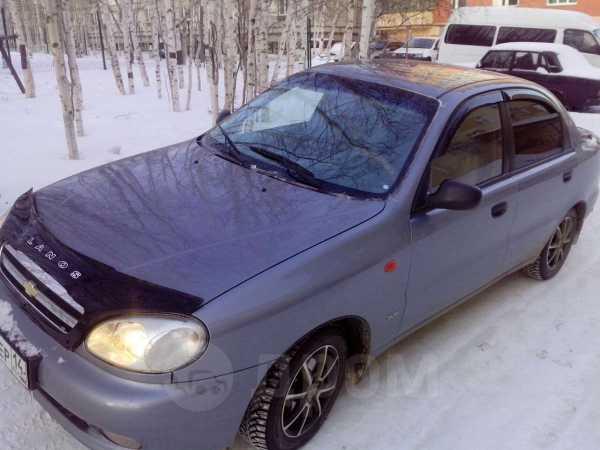 Chevrolet Lanos, 2007 год, 210 000 руб.