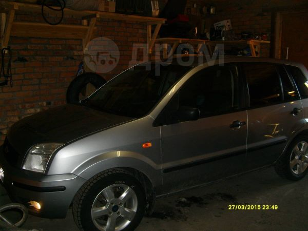 Ford Fusion, 2005 год, 300 000 руб.