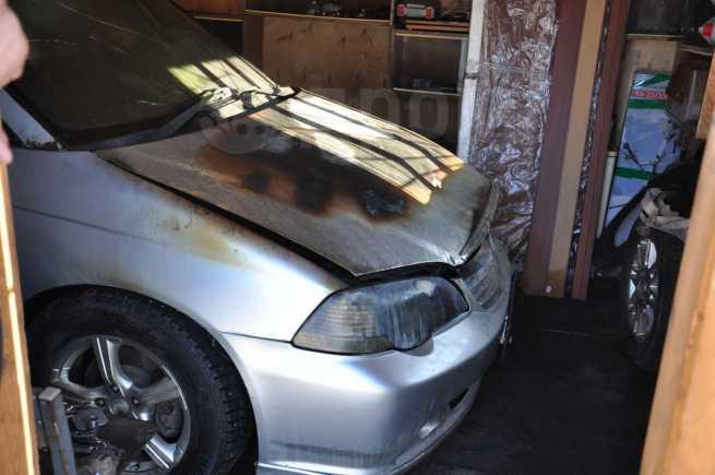 Honda Odyssey, 2000 год, 110 000 руб.