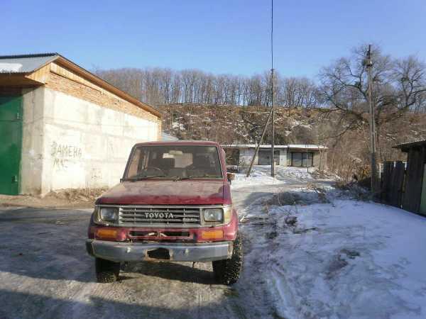 Toyota Land Cruiser Prado, 1994 год, 85 000 руб.